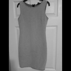 Forever 21 - pinstripe bodycon dress